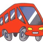 Ταξίδευε κάτω από το λεωφορείο!