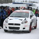 Τράκαρε ο Kimi Raikkonen σε Rally