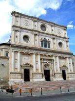 San bernardino basilica, L'Aquila, Italy
