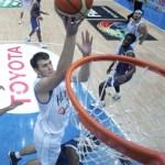 Τέταρτη στον κόσμο η Εθνική ομάδα μπάσκετ