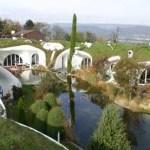 Οικολογικά Σπίτια κάτω από τη Γη