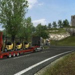 GAME REVIEW : UK truck simulator