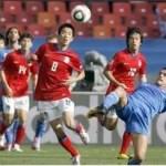 Νότια Κορέα – Ελλάδα 2-0