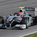 Ποινή 10 θέσεων επιβλήθηκε στον Schumacher