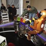 Σερβιτόροι ρομπότ