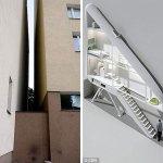 Το στενότερο σπίτι του κόσμου