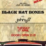 Black Hat Bones@Retro