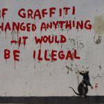 30 ενδιαφέροντα graffiti