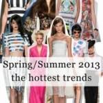 Τάσεις της μόδας για τη σεζόν Άνοιξη Καλοκαίρι 2013