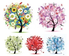 seasons_tree_vector_156003