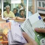 Mακελειό και στο συνταξιοδοτικό-μειώσεις έως και 20% στις καταβαλλόμενες συντάξεις
