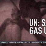 Χημικά Όπλα Στα Χέρια Του ISIS Μέσω Τουρκίας Με Τις Ευλογίες Της Δύσης