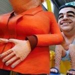 Το καρναβάλι της Γερμανίας και ο Τσίπρας στ'άρματα