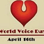 Φωνή και Λόγος: Η σημασία τους (Παγκόσμια Ημέρα Φωνής -16 Απριλίου)