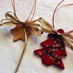 Φτιάξτε χριστουγεννιάτικα γούρια