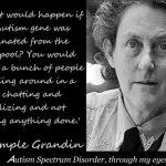Όσα μας δίδαξαν τα χαρακτηριστικά του αυτισμού όπως φαίνονται στη συμπεριφορά, σκέψη, τρόπο ομιλίας της πρωταγωνίστριας στη ταινία Temple Grandiυn