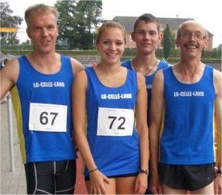 Bild zu 3  Bezirksmeistertitel für die LG Celle-Land  über 5000 m. (23.9.2011 )