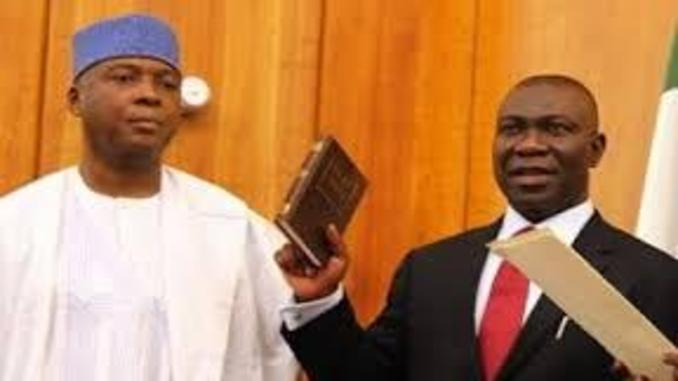 Breaking: Saraki, Ekweremadu Becomes Untouchable; Read What Will Happen In The RED Chambers Next Week - Buhari Likely To Be Impeached