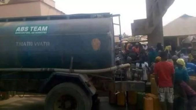 the multi-billion naira ilorin water