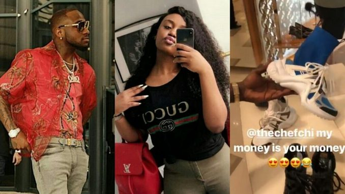 Fresh Facts Of How Chioma Avril Rowland Met Davido Emerge (Her Updated Biography, State Of Origin, Date Of Birth, Education And More)