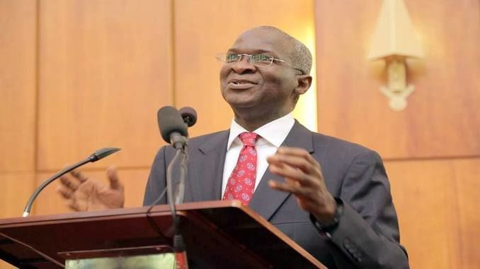 BREAKING! No Country Enjoy 24hrs Electricity Better Than Nigerians Since Buhari Took Over – Fashola
