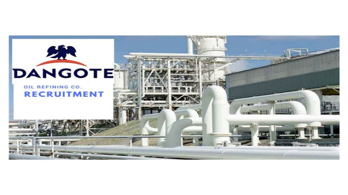 Just In: Dangote Refinery Starts 2018/2019  Recruitment For Graduates And Non-Graduates | APPLY NOW No Matter Your Course Of Study