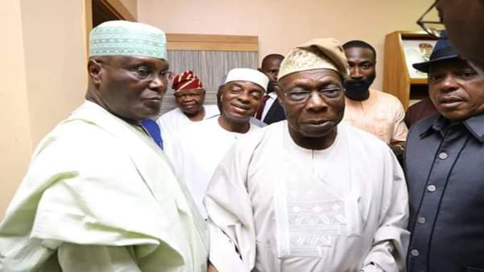 2019 obasanjo sincerely forgives atiku