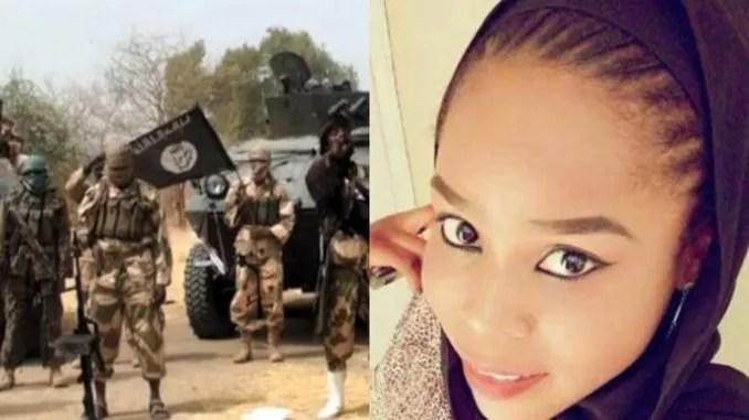 Hauwa killed by boko haram