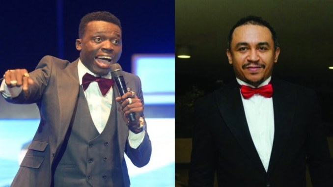 #TheExperience13: Akpororo Tells Daddy Freeze – I would've Turned You to Wall Gecko If I Had Anointing like Elijah