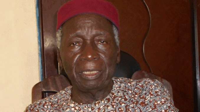 Prominent Igbo Leader, Dozie Ikedife Is Dead, See What Killed Him