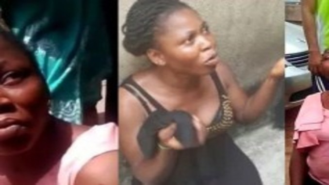 Nollywood Actress, Yetunde Akilapa Arrested Again In Lagos For Stealing (Video)