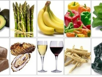 foods that boost libido instantly