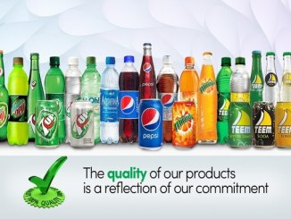 7up bottling company
