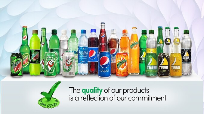 7up bottling company