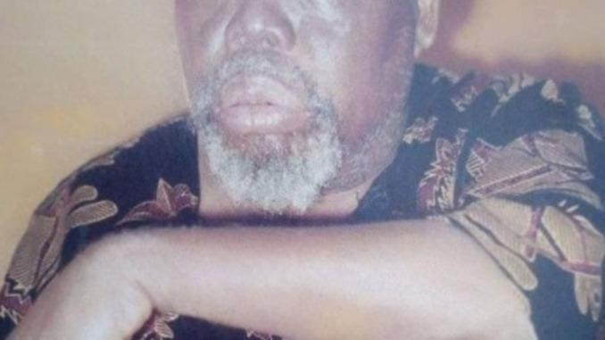 Benjamin Nwani Okolo