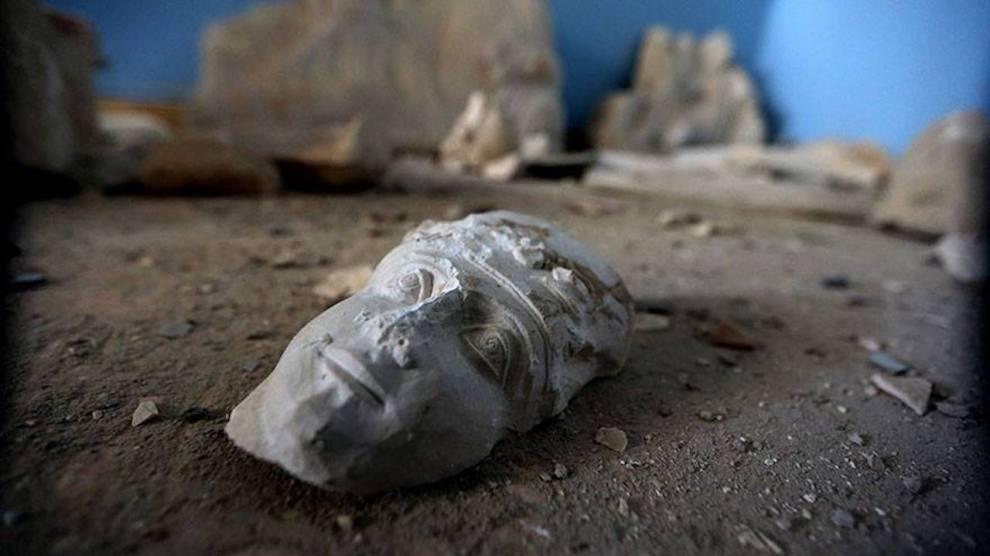 Art Site Fest 2018 dedica a Khaled al-Asaad  Ritorno a Palmira