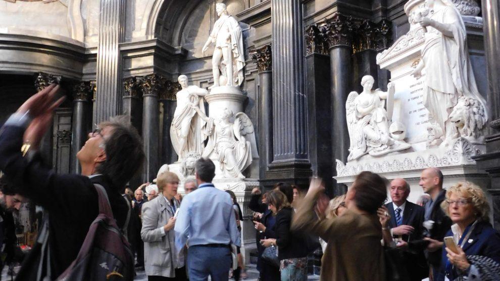 Musei Reali: oltre 14.000 visitatori per il primo fine settimana di apertura della Cappella della Sindone.