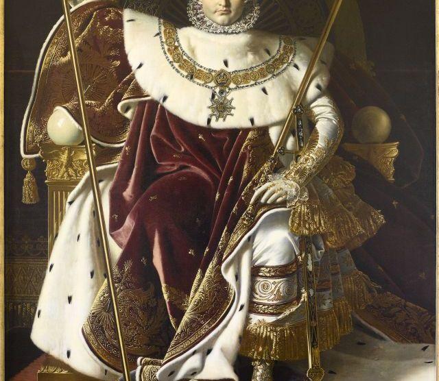 Milano Palazzo Reale – Jean Auguste Dominique Ingres e la vita artistica al tempo di Napoleone.
