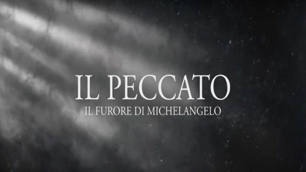 CINEMA – Trailer Anteprima –  Il Peccato – Il Furore di Michelangelo al cinema da giovedi 28 novembre.