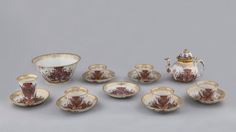 MOSTRA – Palazzo Madama Torino : Porcellane da Re. Un dono per Vittorio Amedeo II.