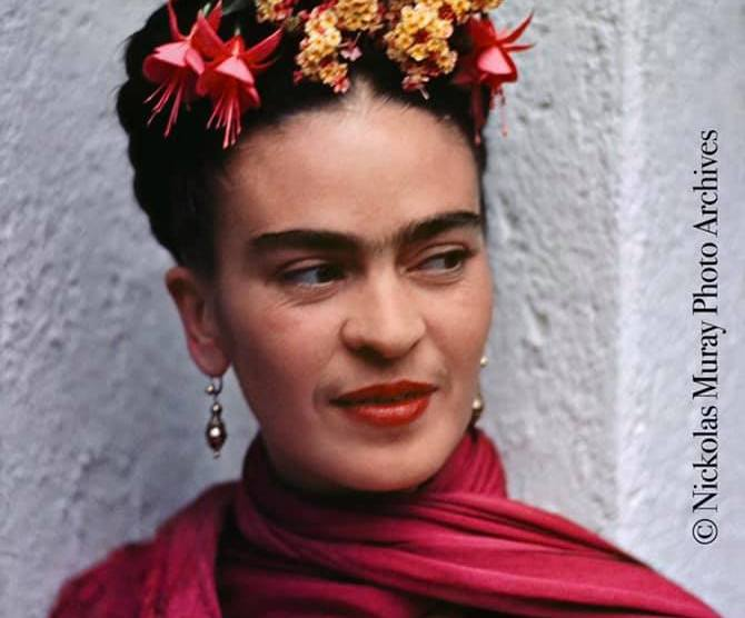 MOSTRE / FRIDA KAHLO  through the lens of Nickolas Muray lo stop forzato a causa del Covid19, la mostra
