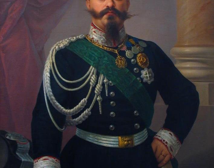 MOSTRE /  PALAZZINA DI STUPINGI: VITTORIO EMANUELE II: IL RE CHE UNÌ L'ITALIA.