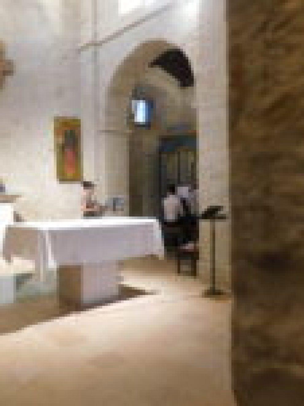 Casalpiano Vista Altare