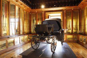 Musei Reali festeggiano il 160° anniversario dell'Unità d'Italia  con un nuovo allestimento e la Carrozza del Re,  dalle Collezioni Presidenziali del Quirinale