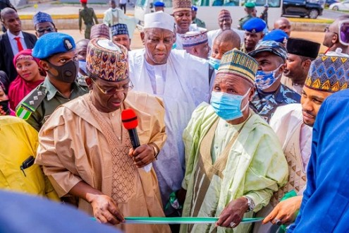 Governor Bello of Zamfara Commissions N1.4bn State Assembly Complex