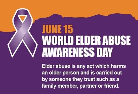 Celebrating The 2021 World Elder Abuse Awareness Day
