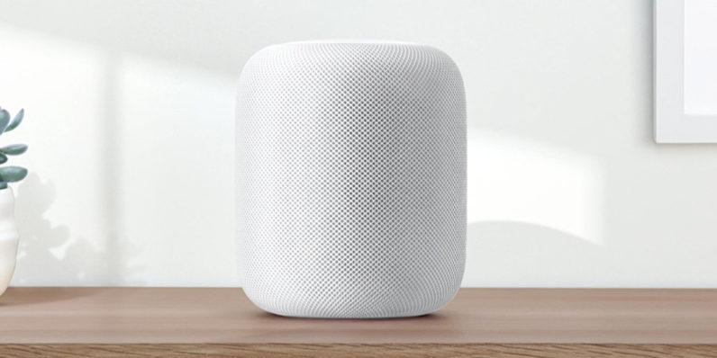 Image de l'Apple HomePod