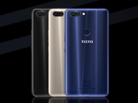 Tecno Phantom 8 disponible en 3 colories