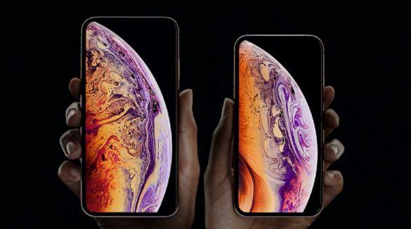 iiPhone XS et iPhone XS Max