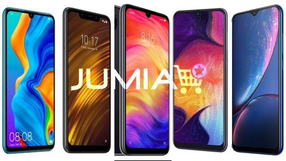 Jumia moins de 200 000